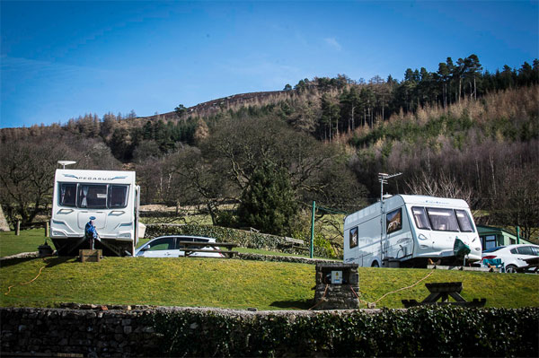 Howgill Lodge Caravan Park, Grassington