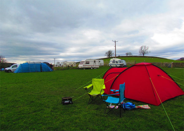 Niffany Farm Caravan and Camping , Skipton
