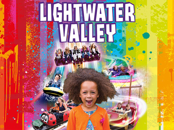 Lightwater Valley Theme Park, Ripon