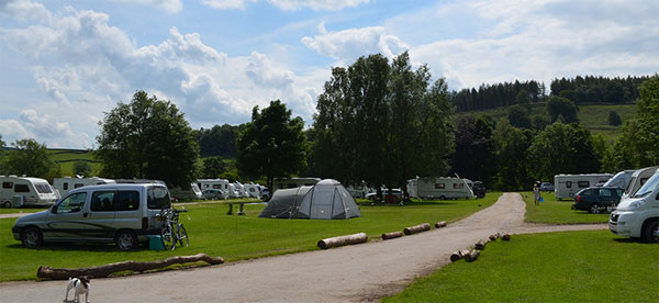 Masons Campsite, Grassington