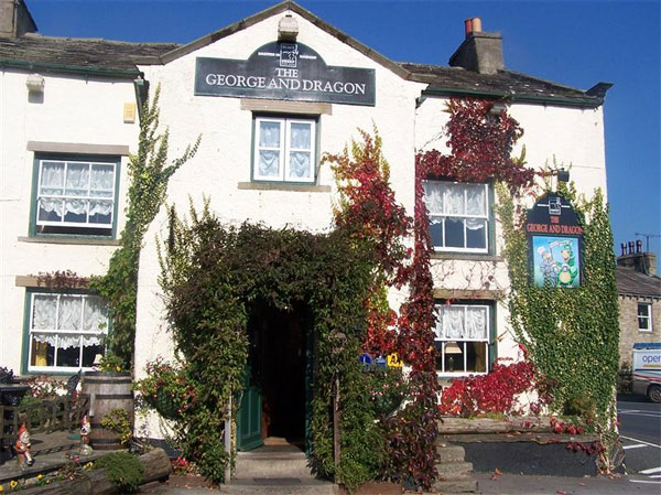 George & Dragon Inn, Aysgarth