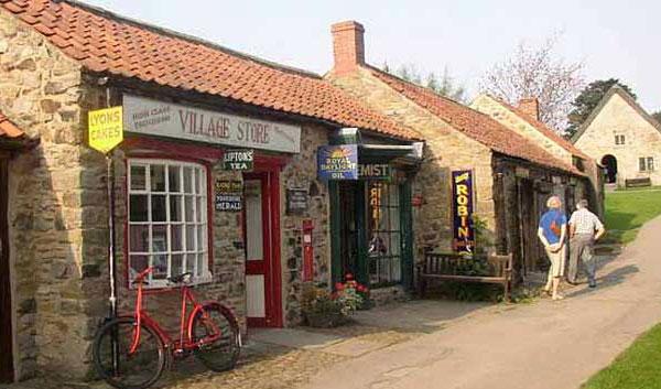 Ryedale Folk Museum, Hutton-le-Hole