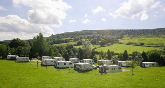Rosedale Abbey Caravan Park, Rosedale