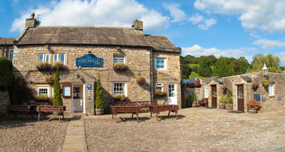 The George Inn, Near Aysgarth