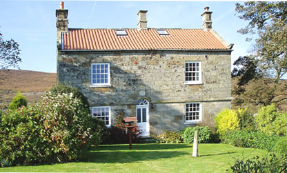 Crossley Side Farm Bed & Breakfast, Danby