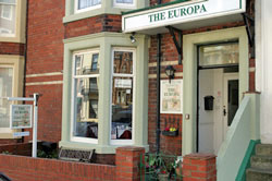 The Europa Guest House, Whitby