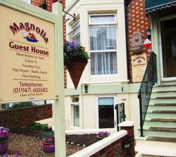 Magnolia Guest House Bed & Breakfast, Whitby