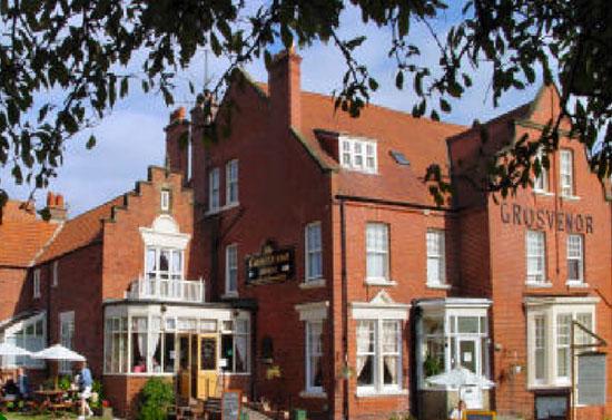 The Grosvenor Hotel, Robin Hood's Bay