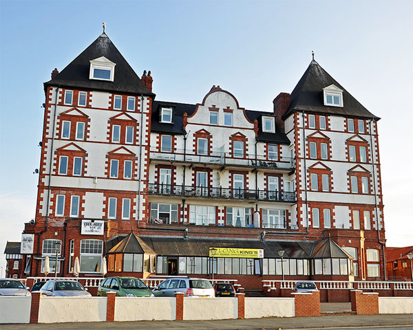 Metropole Luxury Holiday Apartments, Whitby