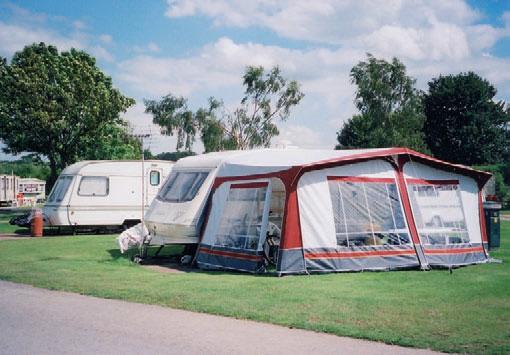 Robin Hood Caravan Park, Slingsby