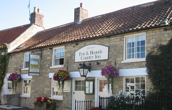 Fox and Hounds Country Inn, Sinnington