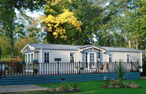 Thirkleby Hall Caravan Park, Thirsk