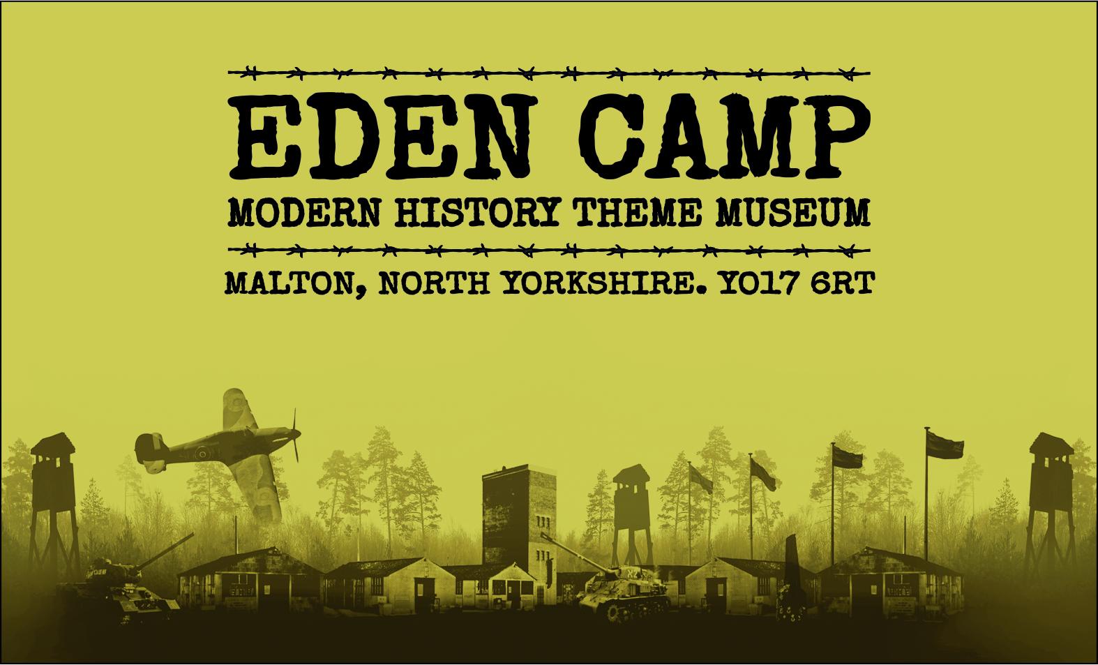 Eden Camp Modern History Theme Museum, Malton