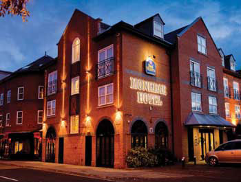 Best Western Monkbar Hotel, York
