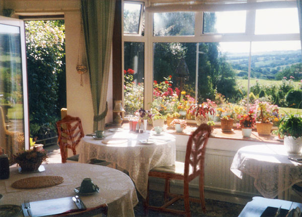 Ryedale House Bed & Breakfast, Sleights