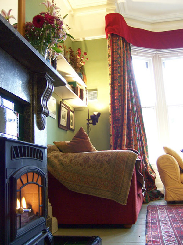 Wensleydale house sitting room
