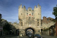 Micklegate Bar Museum, York