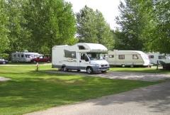 Ripley Caravan Park, Harrogate