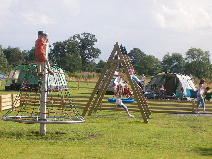York meadows camping