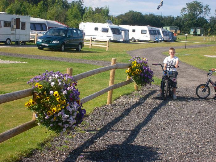 York meadows touring caravans
