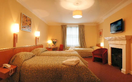 Hedley house hotel room