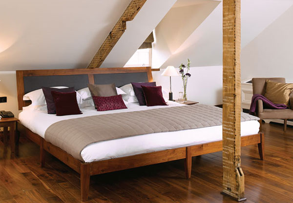 Moet top loft suite