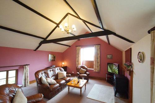 Pye cottage lounge