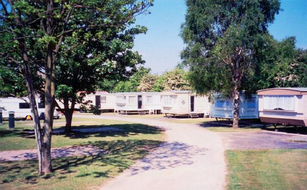 Robin hood caravan park