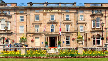 The Crown Hotel Hotel Harrogate Hello Yorkshire