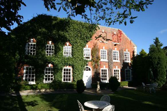 Dower house exterior