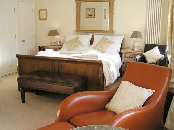All seasons guest house double room filey