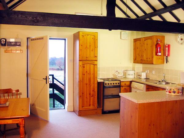 Hill house farm walnut kitchen