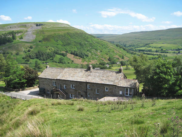 Swaledale house exterior