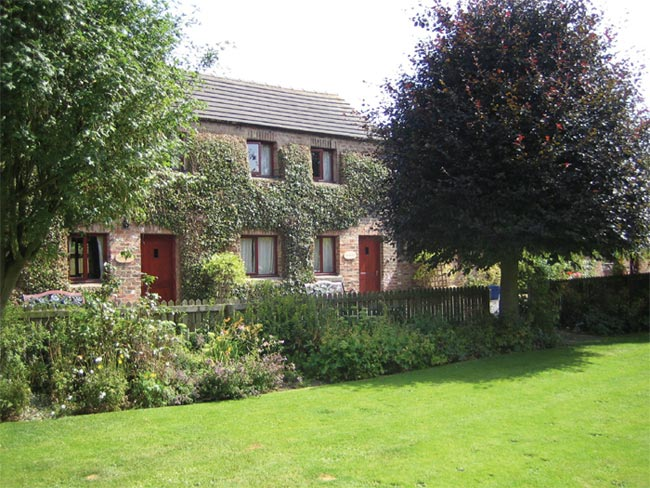 Poplars holiday cottages thirsk