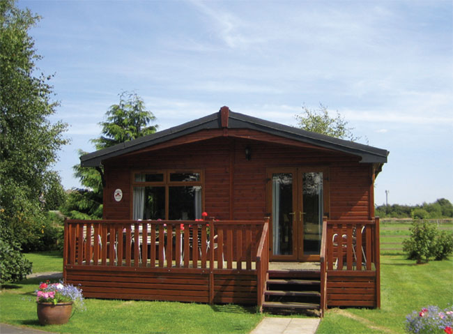 Poplars log cabins thirsk poppys lodge