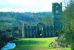 Fountains Abbey & Studley Royal, Ripon