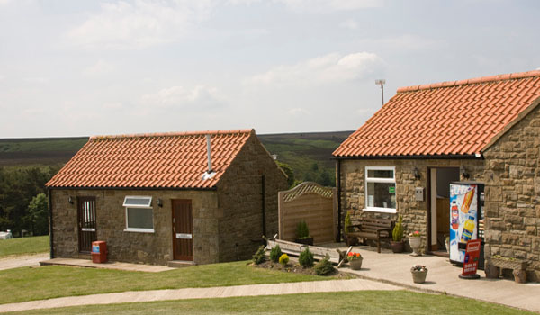 Grouse hill caravan park whitby shop
