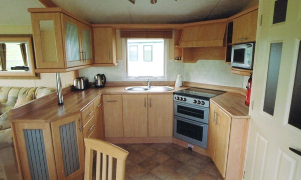 High straggleton farm willerby aspen kitchen