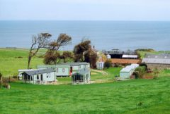 High Straggleton Farm Caravan Site, Whitby
