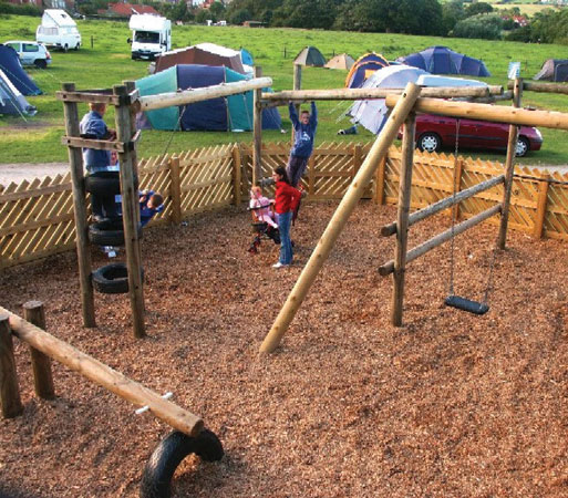 Middlewood farm play area