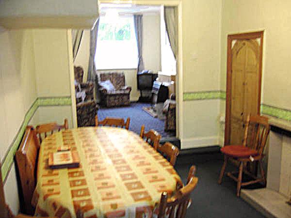 Dining room st james green cottage