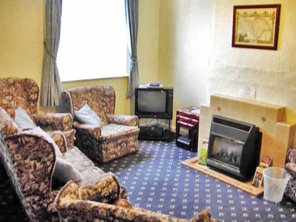 Living room st james green cottage