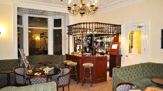 Sandbeck hotel lounge bar