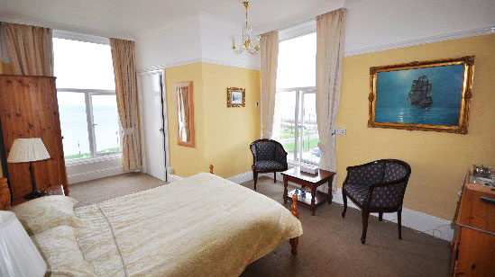 Sandbeck hotel whitby double room
