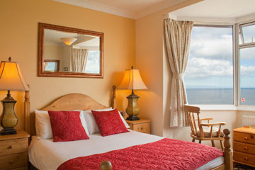 Sea view premier bedroom