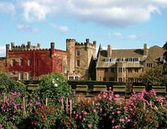 Sneaton castle centre whitby exterior