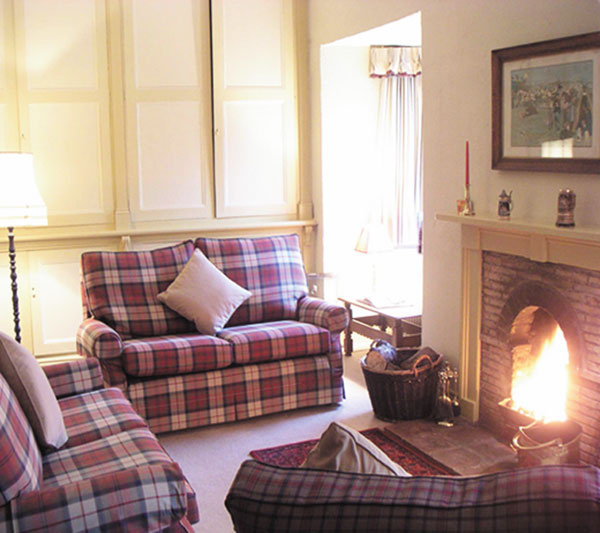 Great ayton holiday apartment living room