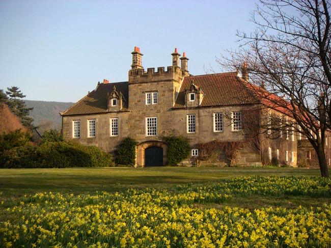 Ingleby manor exterior