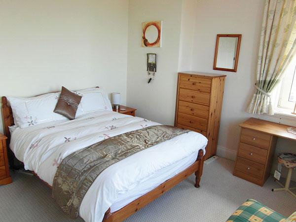 Garret bedroom