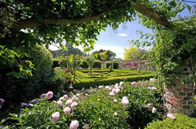 Ripley castle gardens